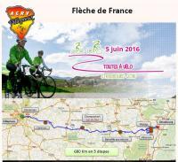 Flèche de France Paris Strasboug & Toutes à Strasbourg - Juin 2016